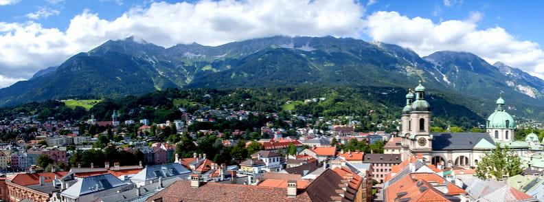 innsbruck travel costs austria