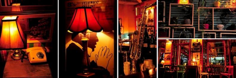 inside radio bar tirana