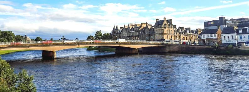 inverness travel costs scotland uk