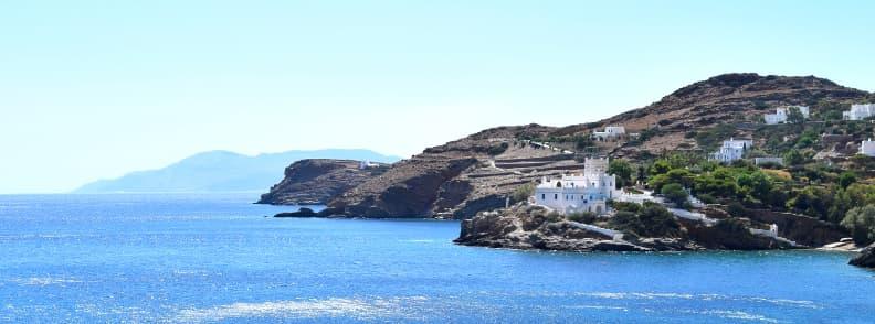 ios travel costs greek islands