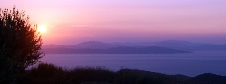 kea sailing the cyclades islands guide