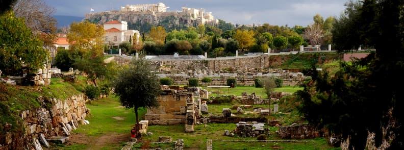 kerameikos athens archaeological site