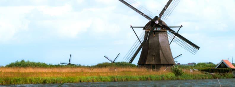 kinderdijk best places to visit netherlands
