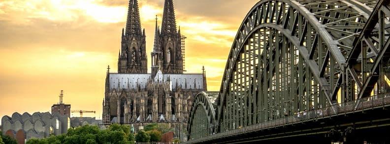 koln cologne travel costs germany