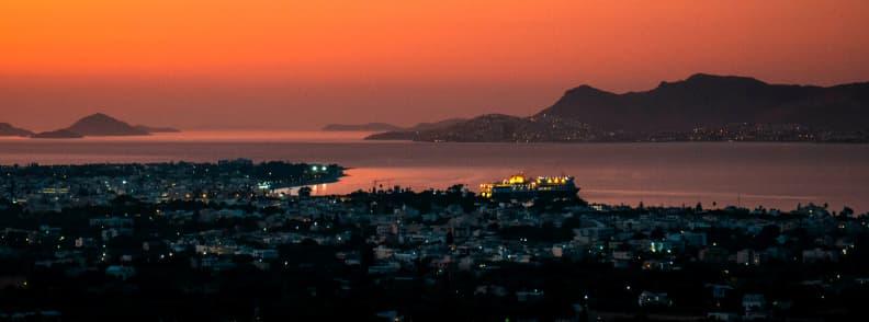 kos travel costs greece