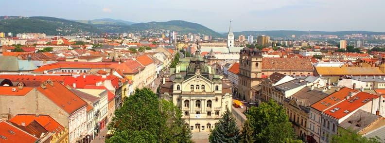 kosice travel costs slovakia