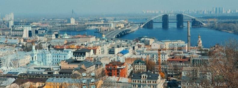 kyiv travel costs ukraine