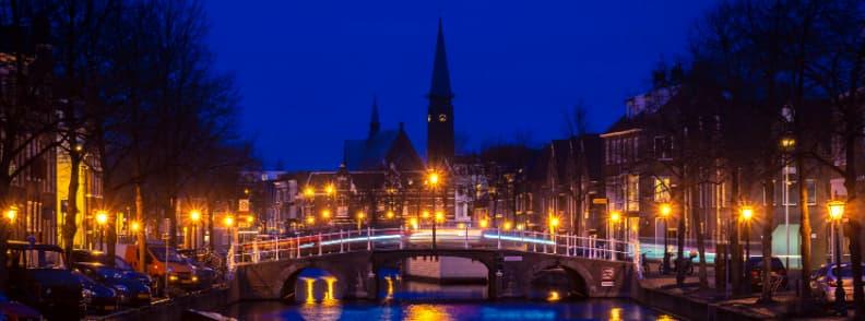 leiden travel costs netherlands