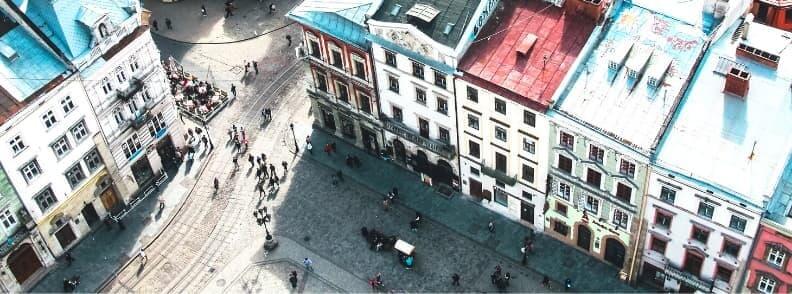 lviv travel costs ukraine