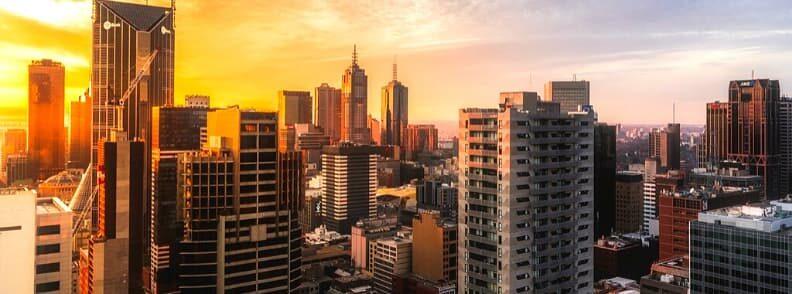 melbourne when to visit australia