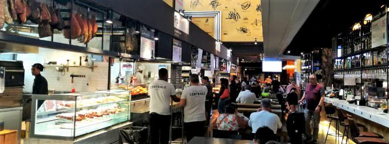 mercato centrale rome holiday itinerary