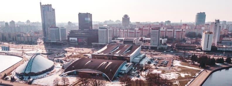minsk travel costs belarus