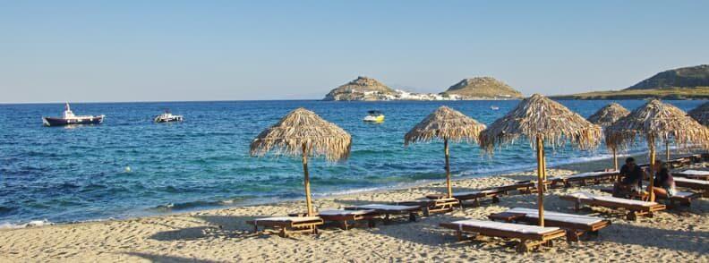 mykonos kalafatis beach