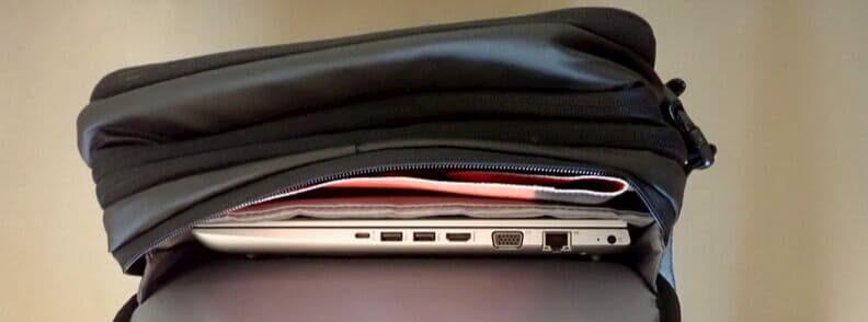 nayo exp business travel bag