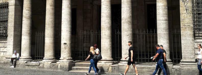 palazzo massimo alle colonne rome historical center