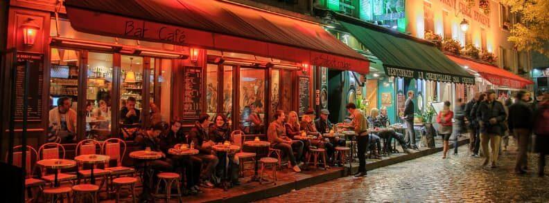 paris romantic weekend getaways for two