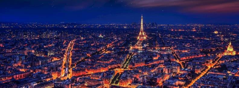 paris travel costs france