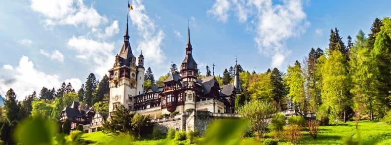 peles castle sinaia reasons visit romania