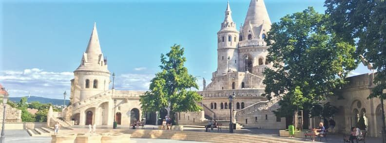 places to visit in budapest
