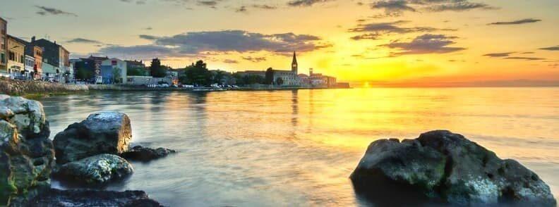 porec sailing in croatia