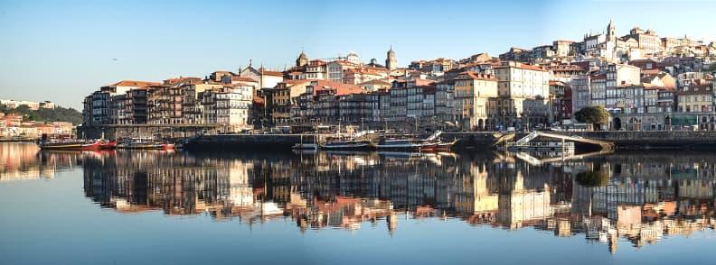 porto travel costs portugal
