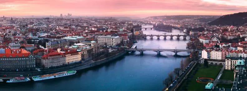 prague czech republic history