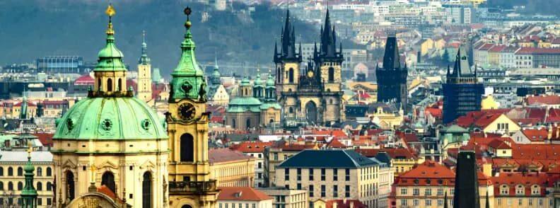prague history city of 100 spires