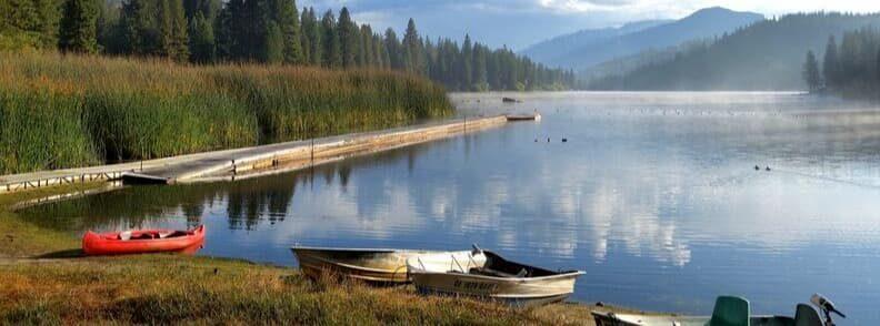 john muir trail best backpacking in california