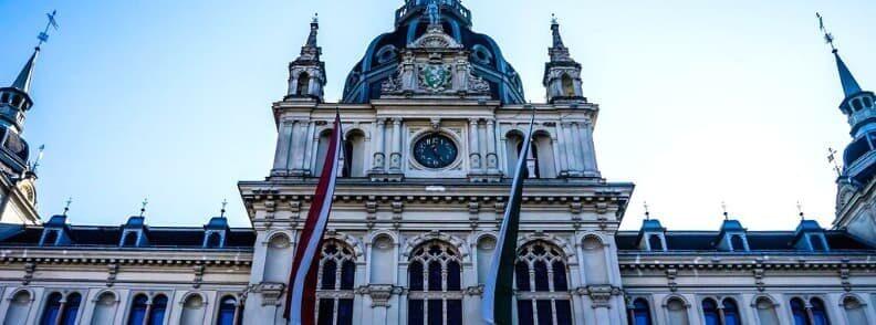 rathaus graz town hall