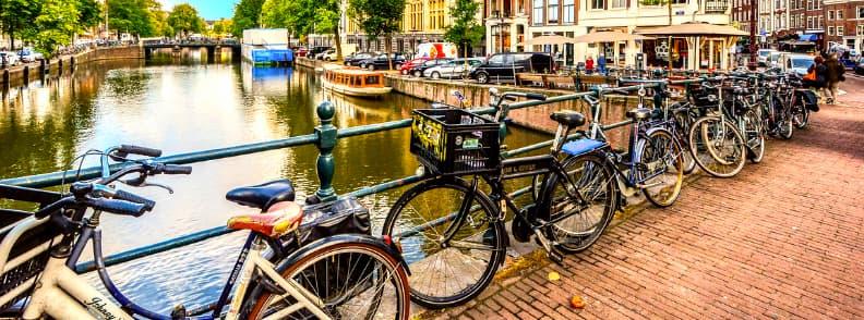 rent a bike in europe amsterdam