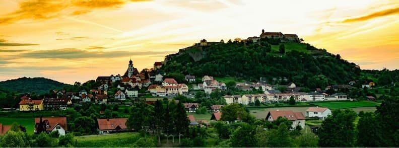 riegersburg castle austria