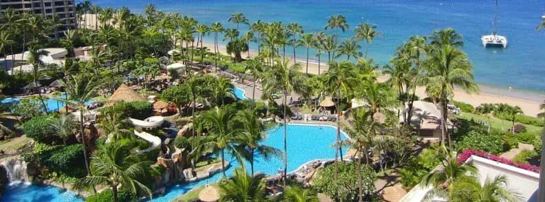 romantic island getaway maui