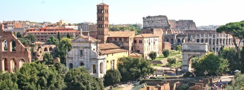 rome holiday itinerary