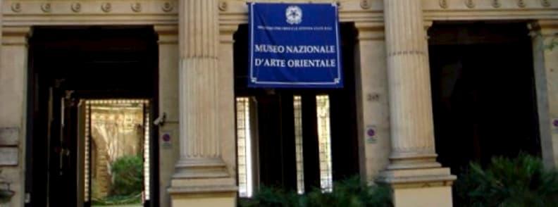 rome national museum of oriental art giuseppe tucci