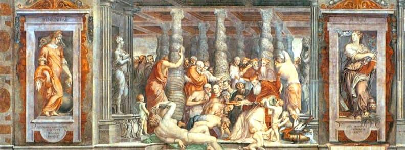 rome palazzo della cancellaria