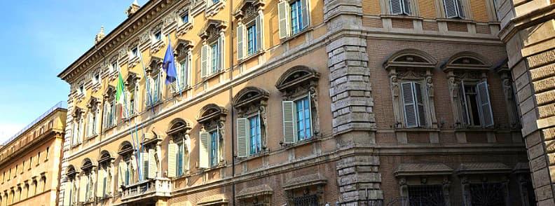 rome palazzo madama
