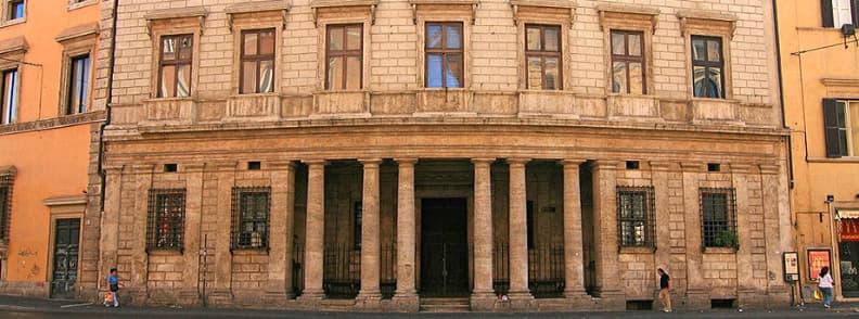 rome palazzo massimo alle colonne