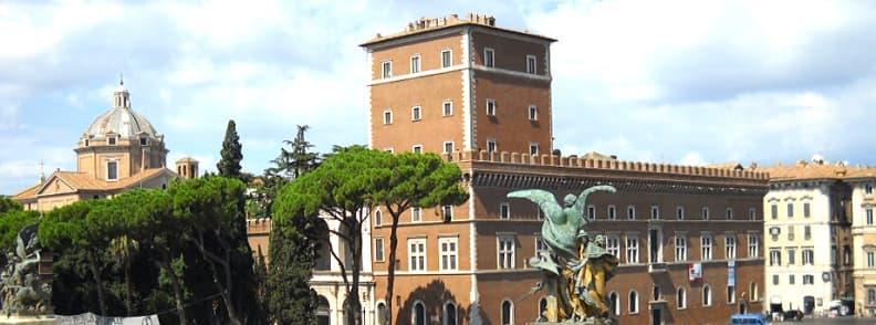 rome palazzo venezia