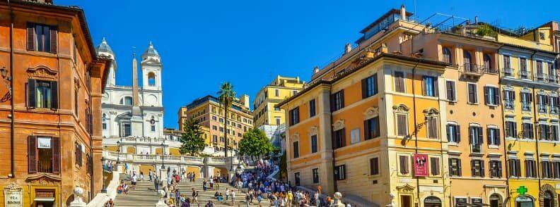rome piazzas