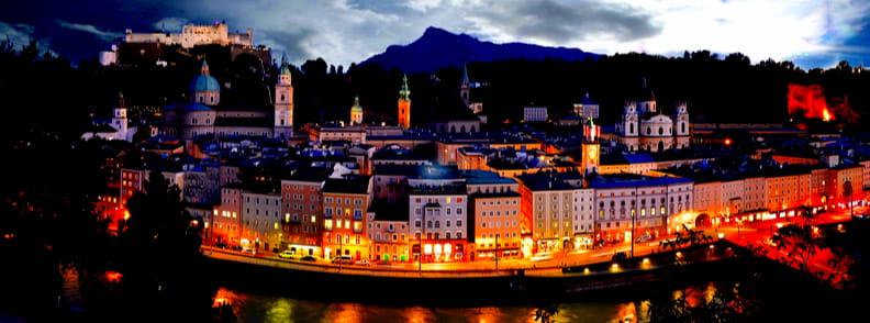 salzburg travel costs austria