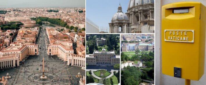 san pietro roof vatican city