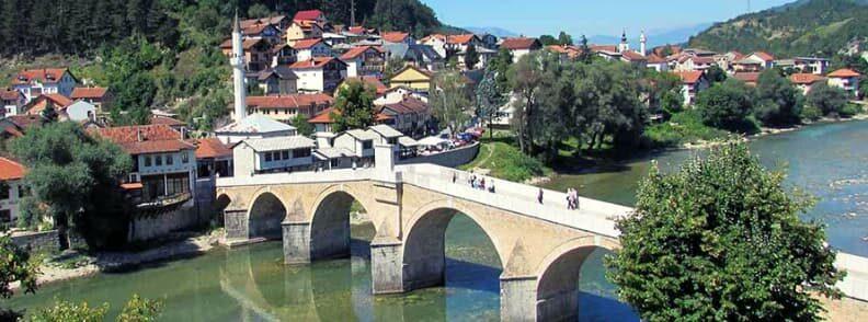 sarajevo bosnia herzegovina europe on a budget
