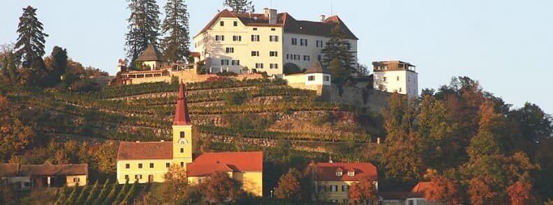 schloss kapfenstein castle austria