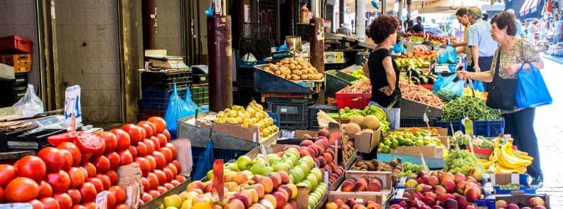 secrets of athens markets