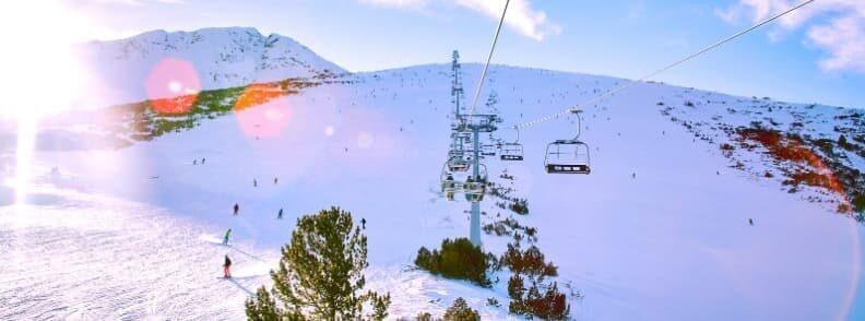 ski vacation in bulgaria bansko