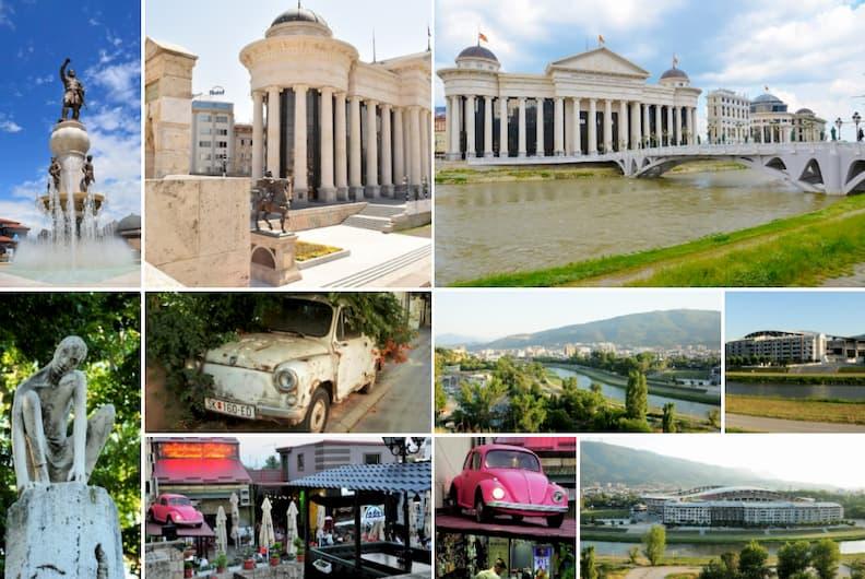 skopje north macedonia travel