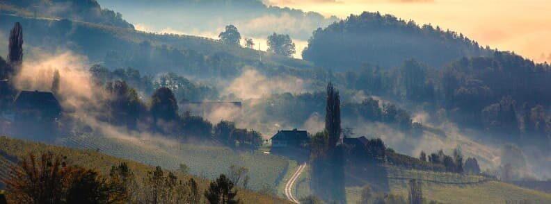 south styria wine road austria