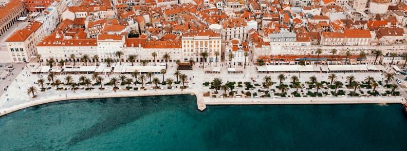 split travel costs croatia