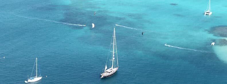 st kitts island sailing