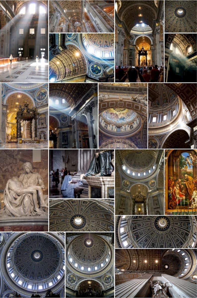 st peter basilica san pietro vatican city